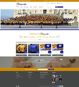 Rhoyalty Visual Solutions WordPress Web Design