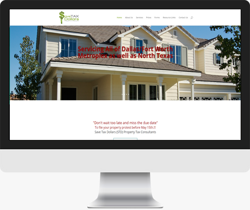 Property Tax  Visual Solutions WordPress Web Design